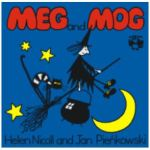 Meg and Mog, 100 books for under 5's