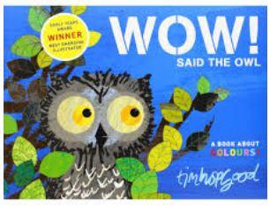 Wow said the owl