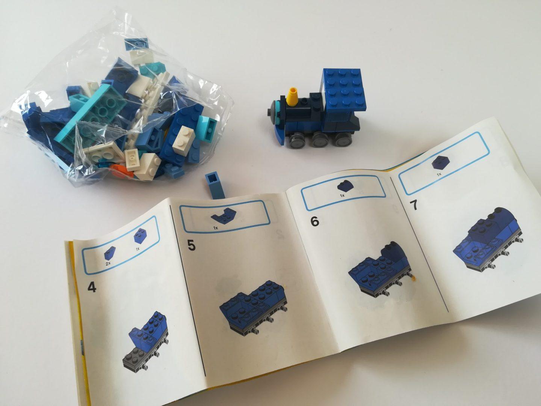 Classic Lego Train