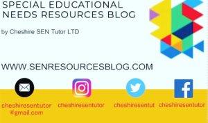 Autism Bloggers SEN EDUCATIONAL RESOURCES BLOG