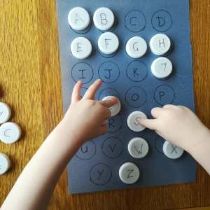 Teacch at home, autism activities