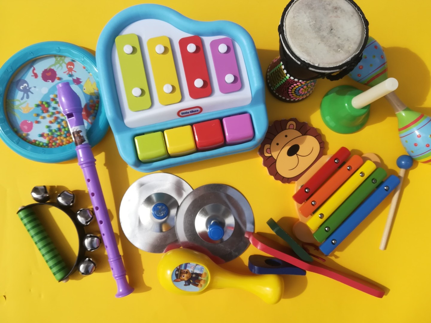 Music and autism, childrens musical instuments