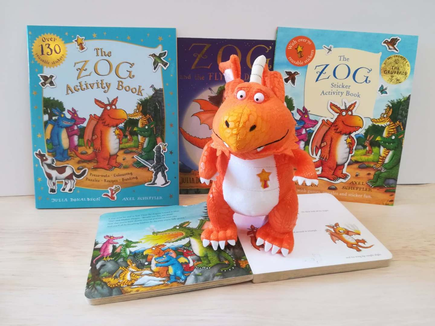 Zog for Christmas 2018