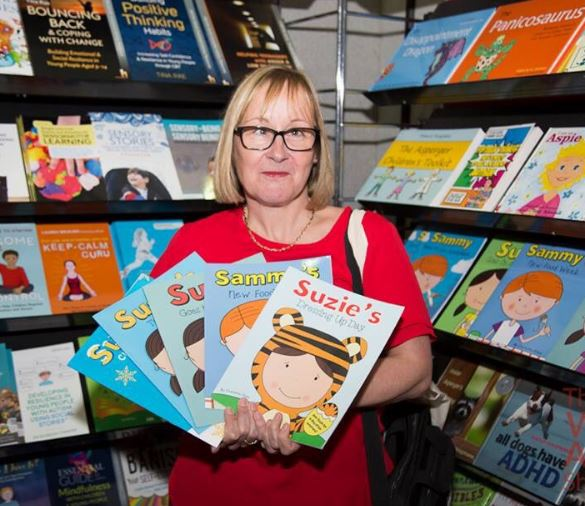 Suzie Books by Charlotte Olson