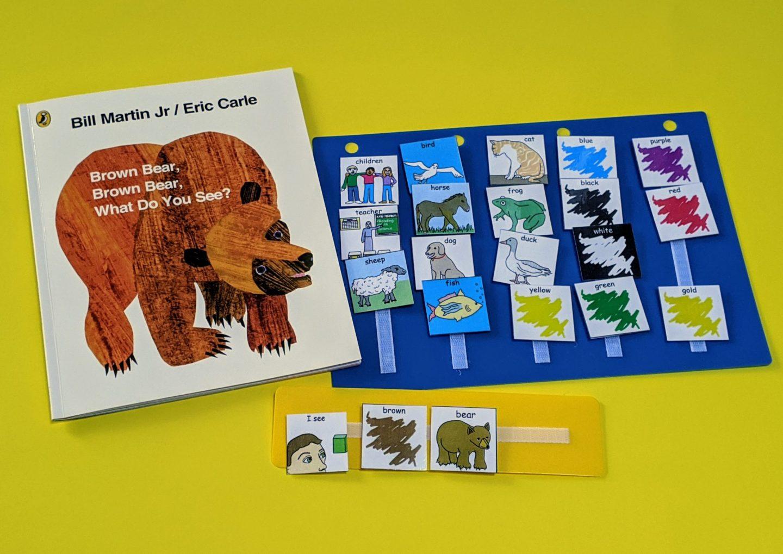 PECS Storybook Activity Kit