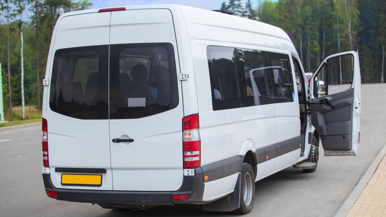 Minibus for free school transport