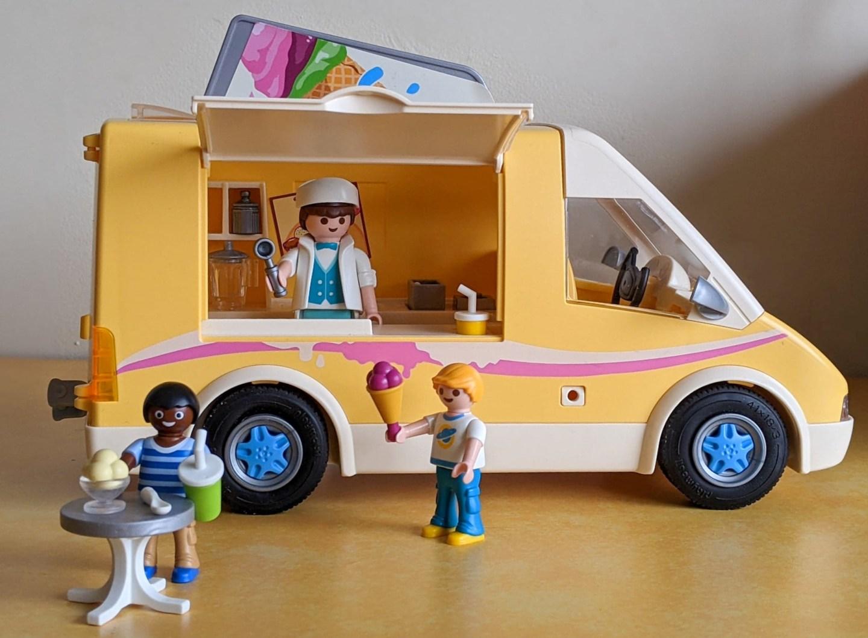 Playmobil Ice Cream Van