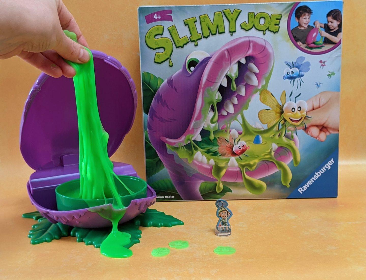 Slimy Joe review
