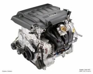 2006 Pontiac Solstice Powertrain