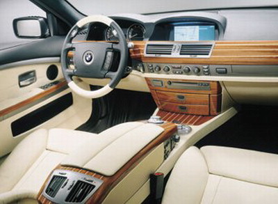 Bmw 7 Series 2003 Interior The Best Famous 2017