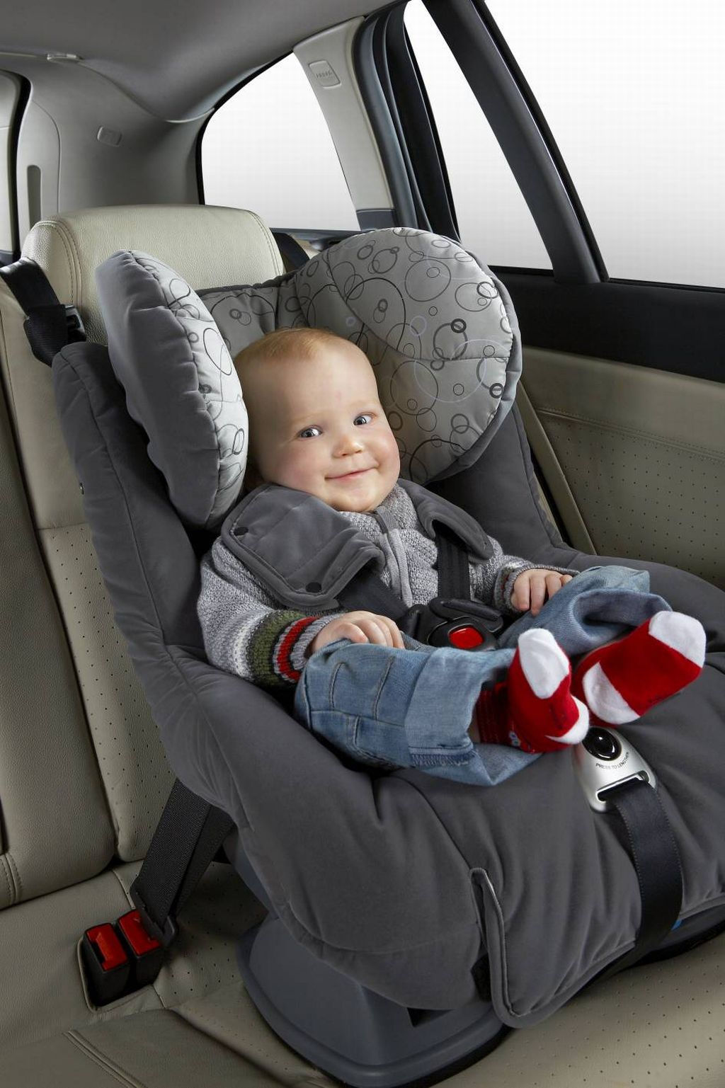 Buckle Up Kids A Free Child Restraint Checking Program