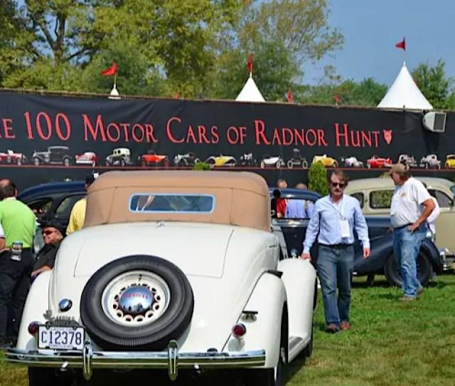 17th Annual Radnor Hunt Concours Delegance Art Deco Rally Cars Aston Martin And Norton