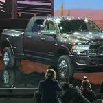 2019 Ram Heavy Duty Reveal At 2019 Detroit Auto Show Close Up Preview Video