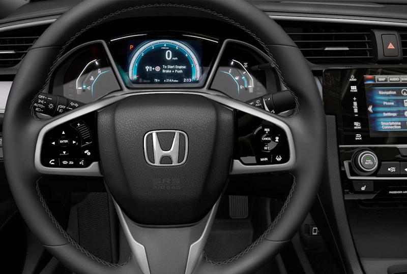 2018 Honda Civic Coupe In Sylacauga AL Serving Alexander