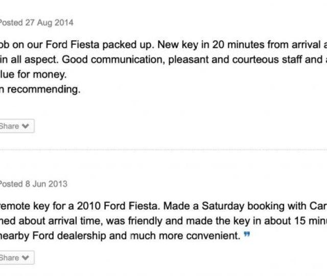 Customer Reviews The Auto Locksmith