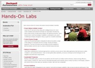 Automation Fair Hands-On Labs Page