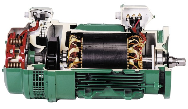 FCPL induction motor