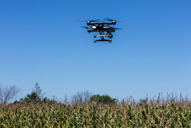 Drones and Automation