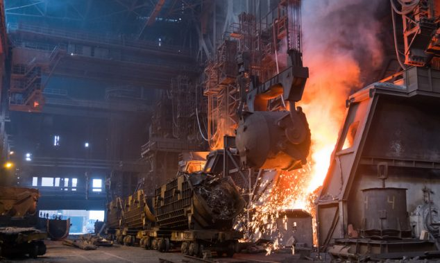 steelmaking