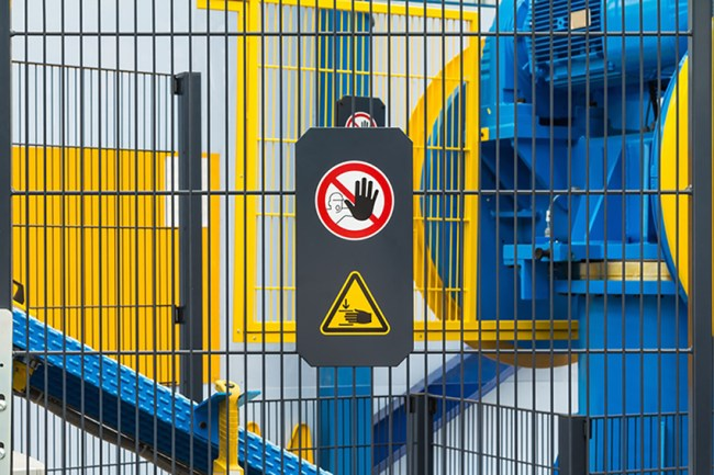 machine safety in manufacturing