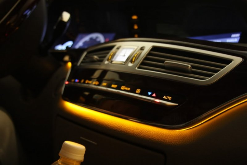 Diy Bmw Style Ambient Lighting The Automotive India