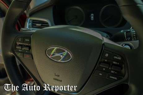 2015 Hyundai Sonata Sport - 10