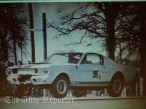 GT350 Racing at Grass Valley Texas 1965