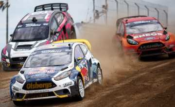 Credit: Red Bull Global Rallycross