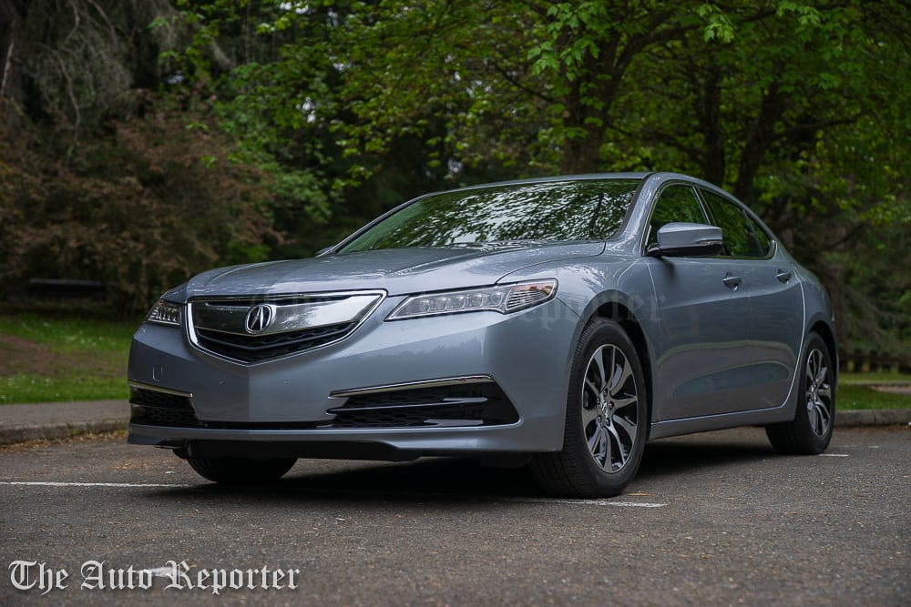 The 2016 Acura TLX 4-Cylinder - The Auto Reporter