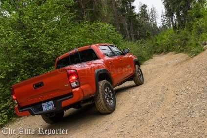2016 Toyota Tacoma TRD 4x4_13