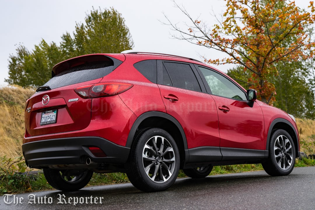 moment in time with the 2016 mazda cx 5 grand touring awd the auto reporter. Black Bedroom Furniture Sets. Home Design Ideas