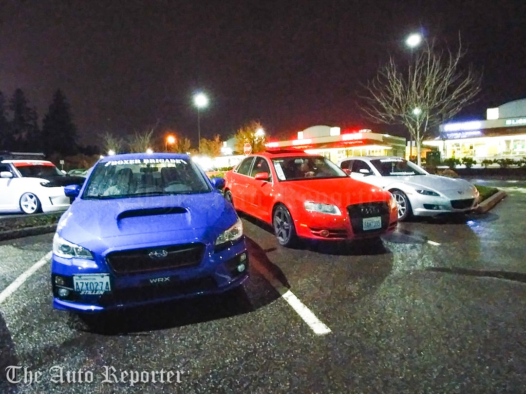 New Meets In Town All Cars Northwest The Auto Reporter