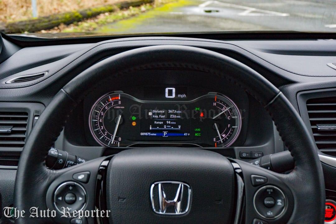 2017 Honda Ridgeline Black Edition _ 25