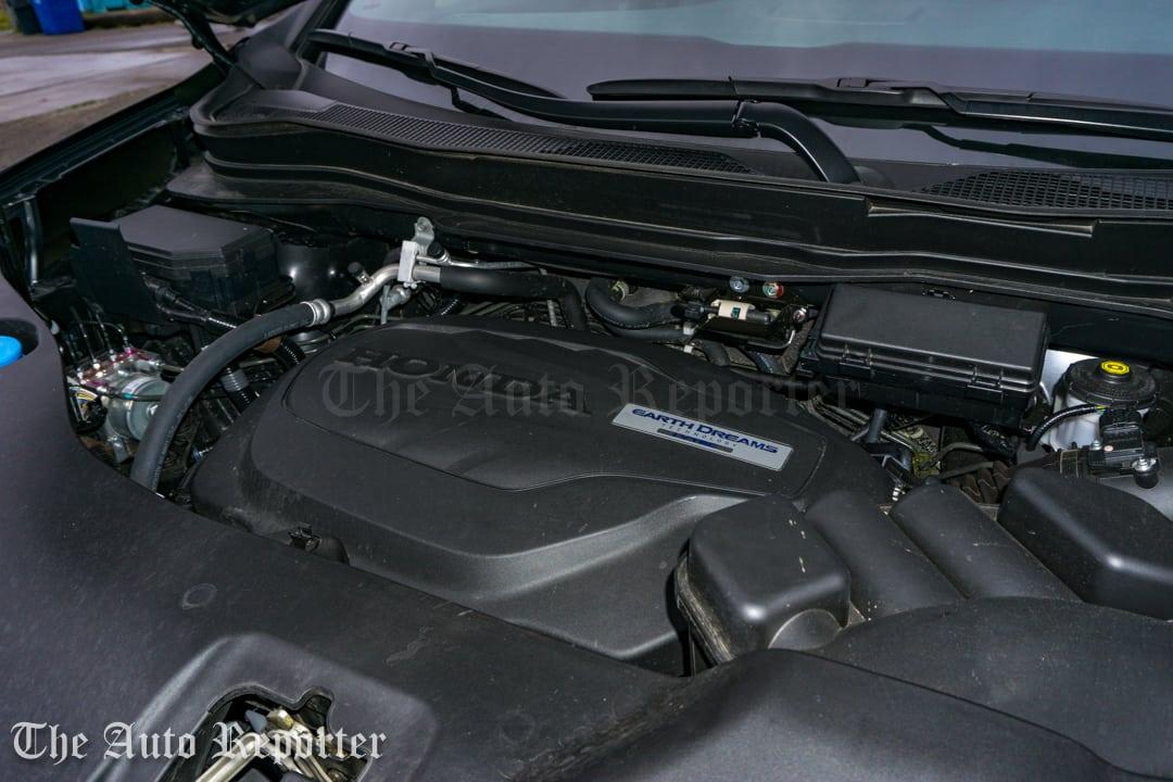 2017 Honda Ridgeline Black Edition _ 37