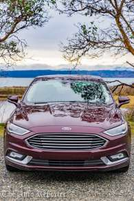 2017 Ford Fusion Hybrid _ 13