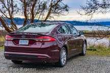 2017 Ford Fusion Hybrid _ 15