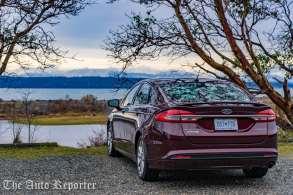 2017 Ford Fusion Hybrid _ 17