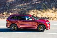 2017 Run to the Sun _ Jeep Grand Cherokee Trackhawk 3