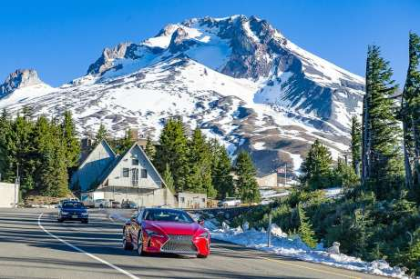 2017 Run to the Sun _ Lexus LC 500 5