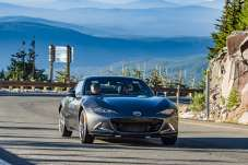 2017 Run to the Sun _ Mazda MX-5 Miata RF 1