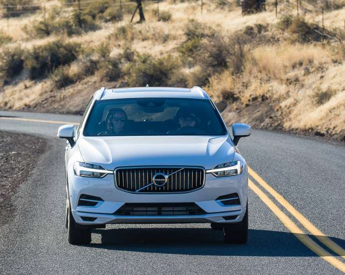 2017 Run to the Sun _ Volvo XC60 T8 4