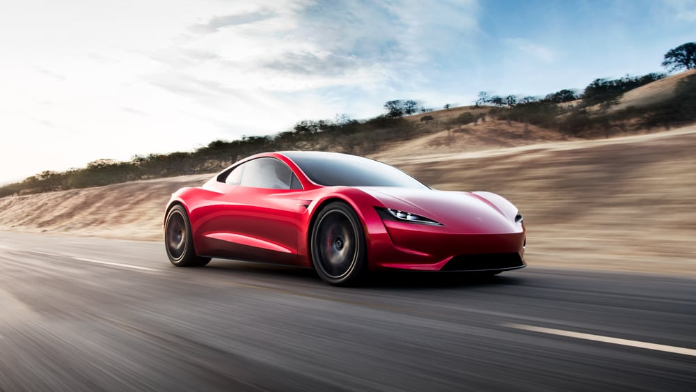 Whatu0027s With The New Tesla Roadster, Cool Things (thatu0027s What)