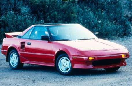 Toyota North America turns 60_09_Toyota MR2