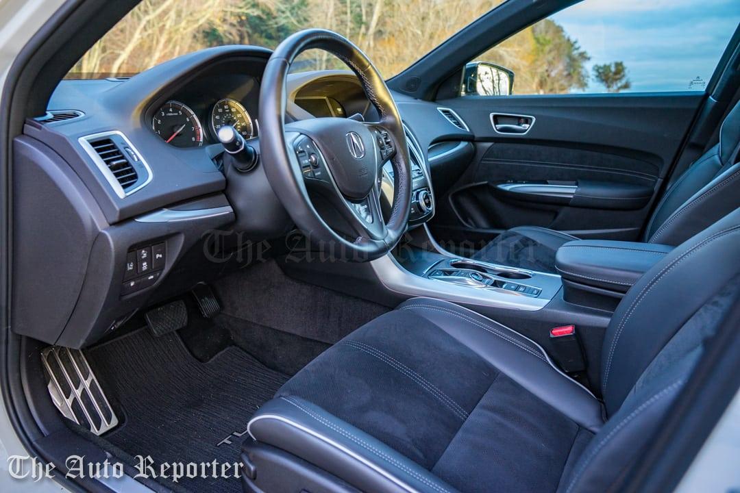 2018 Acura TLX V6 A-Spec SH-AWD_103