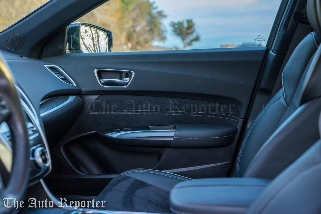 2018 Acura TLX V6 A-Spec SH-AWD_104