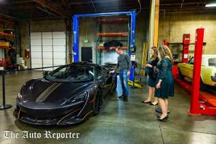 The Auto Reporter_McLaren at The Shop Seattle-76