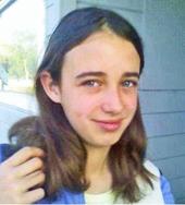 Missing Teen, Katrina Hamilton