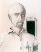 Tom Burnap, Self Portrait