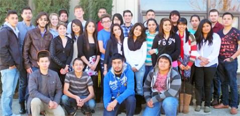 AV High, Class of 2014