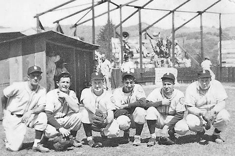 'Baseball Jack,' Roger Doolin, Emil Rossi, Bob Paul, Bill Sanders, Tom Tovani